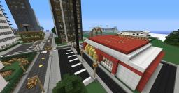 McDonalds Project Minecraft Map & Project