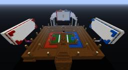 Blockey/Hand ball Minecraft Map & Project