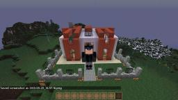 Modern City Of The Hawk House 1 Minecraft Map & Project