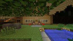 Mob Arena: Farm House Minecraft Project