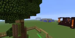 Survival Games Training Center Minecraft Map & Project