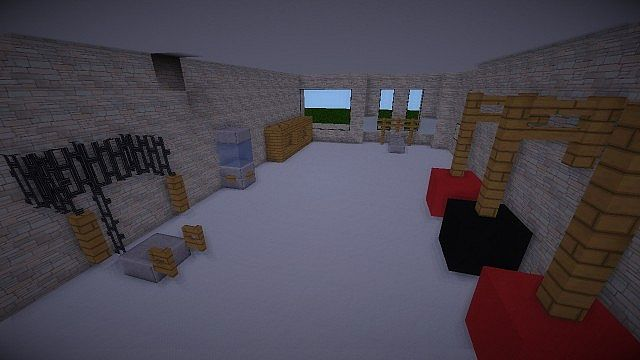 Azure A Minecraft Modern Mansion Minecraft Project
