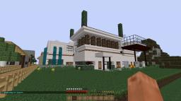 Claytonia Server MANY BUILDS Minecraft Map & Project
