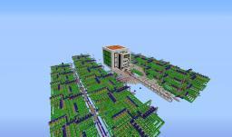 Redstone Minigame: Rubik's Cube Minecraft Map & Project