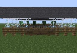 mob farm Minecraft Project