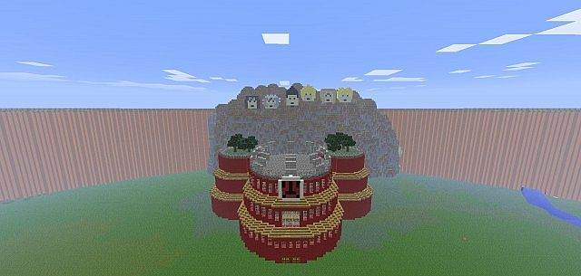 Another pic of Hokages building