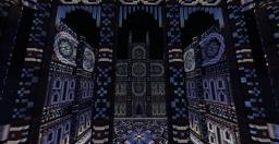 Cathedral of Aquilon - Work in Progress Minecraft
