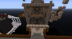 Parkour Race run Minecraft Project