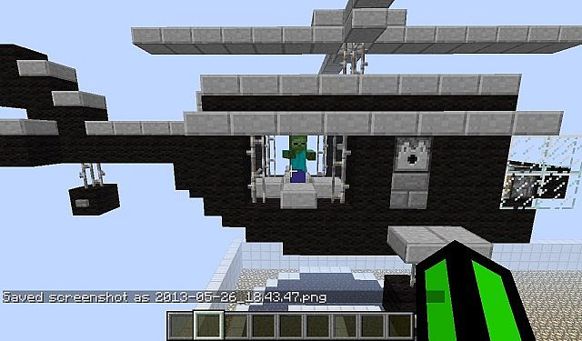 The Riddler: A Batman Puzzle/Adventure Map Minecraft Project