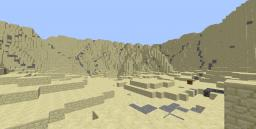 Pvp minigame Find the flag Minecraft Project