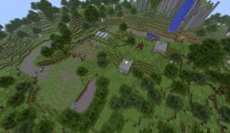 MCA: maps 1 Training Mode Minecraft Map & Project