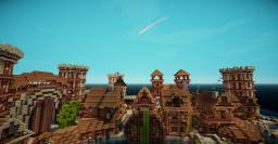 Teaser of Arbor City Minecraft Project
