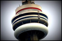 CN Tower Toronto Canada Minecraft Project