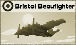 Bristol Beaufighter [WWII Fighter]
