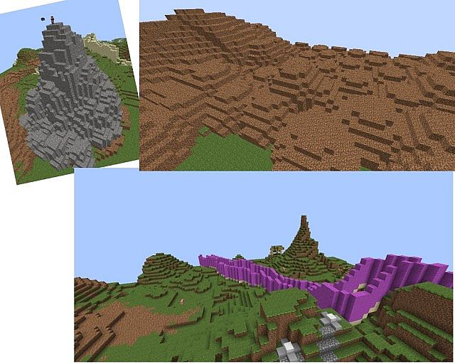 how to make a wall map in minecraft
