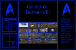 Quinten's Bunker VIII [redstone controled spawners] [Bedrock door] [custom villagers] Minecraft Map & Project