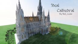 - Ideal Cathedral - {Angel Block App} - [download] Minecraft Project