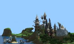 Cascadel Hill - Bowbuilder [Member Spotlight] Minecraft Map & Project