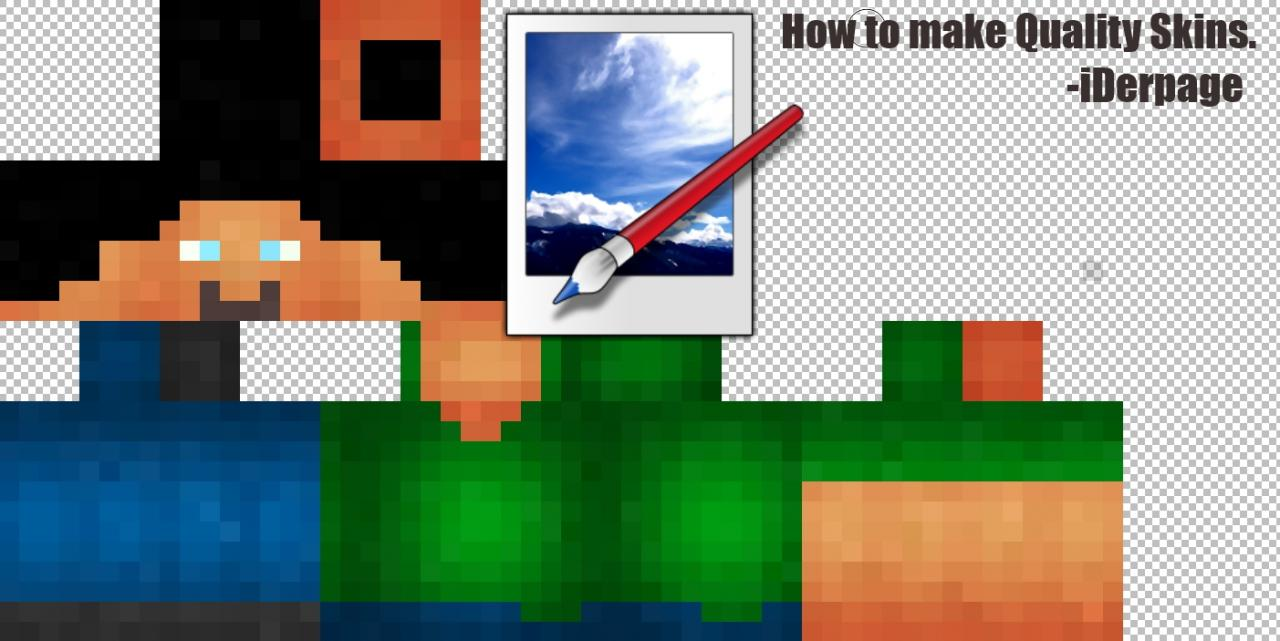 how to download skins for minrcraft