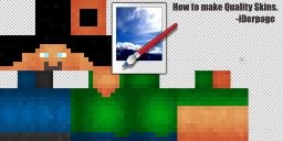 Skin Shading (Easy) Minecraft Blog