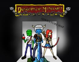 Dungeons of Minecraft  (1.5.2) Minecraft