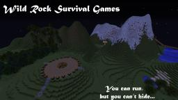 Wild Rock Survival Games Minecraft Map & Project