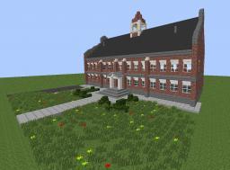 Simcity 5 Grade school Minecraft Map & Project