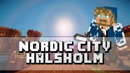 Halsholm - Nordic City Minecraft Map & Project