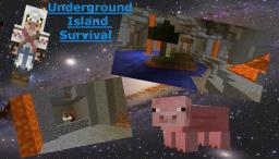 Survival Island Underground Minecraft Map & Project