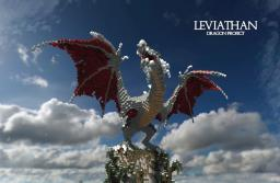 Dragon Project LEVIATHAN by Skorpio1379 Minecraft Map & Project