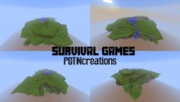 Survivial Games - Floating island Survival Minecraft Map & Project