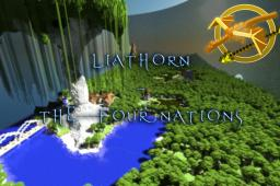 Liathorn - The Four Nations [32nd place in MCSG Contest] Minecraft