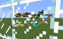 KK's Simple Arrows Mod v1.1.05 Minecraft Mod