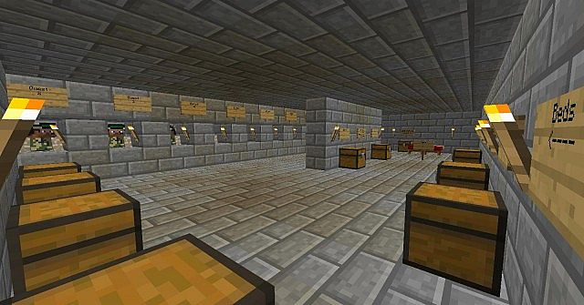 The Spawn room