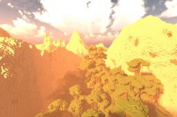 [Terraform] [1.6.2 Ready] StoneShade Gorge [Stunning] (WITH VIDEO) Minecraft Map & Project