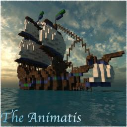The Animatis Minecraft Map & Project