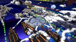 The Survival Games Space (Star Wars Ship battle Hunger Games) Minecraft Project