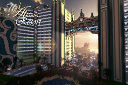 The Atlantis Resort Minecraft Map & Project