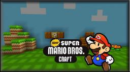 (Remade) New! Super Mario Bros Pack (Version 1.4!) [1.5.2] Minecraft Texture Pack
