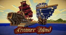Hunger Games Map: Treasure Island [PandaZona Team] Minecraft Map & Project