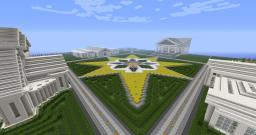 Ultimate Booming Plaza Minecraft Map & Project