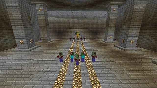 A dungeon