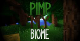 Pimp My Biomes | YouTube Series - Custom Terrain! Check it out! Minecraft Map & Project