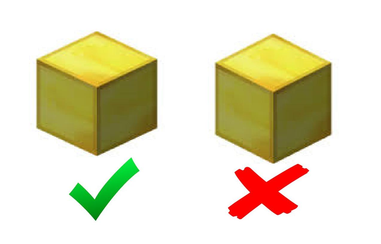 Butter Ingot Minecraft Butter Or Gold? Does I...