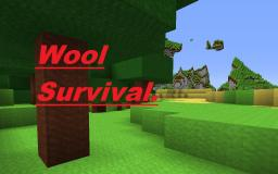 Wool Survival ツ Minecraft Map & Project