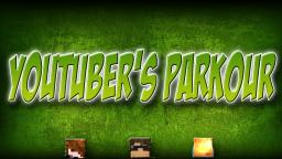Youtuber's Parkour! Minecraft Map & Project