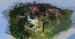 Valis [Survival Games contest] [Imagination themed] Minecraft Map & Project