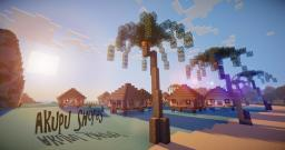Akupu Shores (Survival Games Finalist) Minecraft Project
