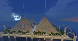 Pyramid City Minecraft Project