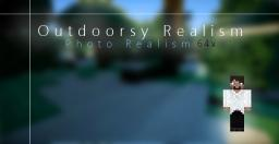 Outdoorsy Realism 64x - Scaramando 1.4.7 (1.5.2 available!) converted by THEHAWK2323 Minecraft